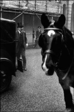 Sergio Larrain, London, 1959.