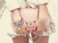 Pinkish..
