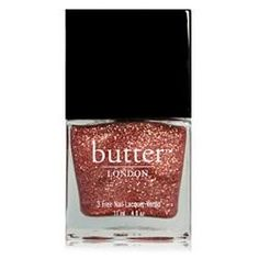 Butter London, Rosie Lee, the ONLY summer color for my toes