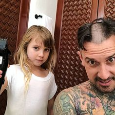 We're looking back at the sweetest photos of the pop star and former motorcycle racer's adorable family Long Bob Hairstyles, New Haircuts, Alicia Moore, Beth Moore, Pink And Husband, Pink Tour, Just Like Fire, Carey Hart, Cute Family Photos
