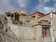 Tsaparang [Guge] Tibet