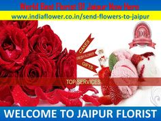 EveryBody May Send Flowers And Gifts To India  Jaipur online florist is the world best online florist in india. I think Jaipur online florist gives you better function in any occasions. You can send flowers to jaipur to your lover and relatives. http://www.indiaflower.co.in/send-flowers-to-jaipur