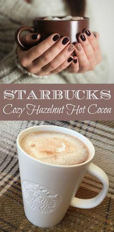 Starbucks Hazelnut Hot Cocoa Recipe
