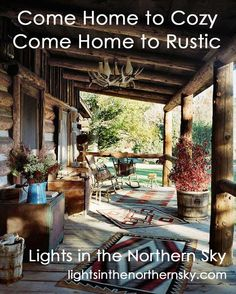 Visit Lights in the Northern Sky for handsome rustic decor! Visit our Facebook page https://www.facebook.com/Lights-in-the-Northern-Sky-330783378697/