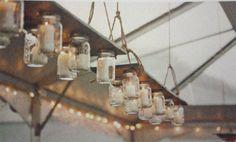 Tent lighting Diy Wedding, Wedding Venues, Wedding Ideas, Dream Wedding, Wedding Tent Decorations, Spray Paint Wood, Tent Lighting, Unique Weddings, Country Weddings