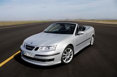 The Saab 9-3 Convertible was purchase for Ana after the Audi A3 was damaged.