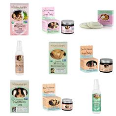 """""""For the soon to be mom we have a whole host of Earth Mama products that can help her rock pregnancy! Carrying a baby is a lot of work, show her you appreciate her!"""" via @carolinakeiki"""