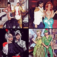 Pin for Later: Throwback Thursday Édition Spéciale Célébrités en Costumes d'Halloween Christian Siriano