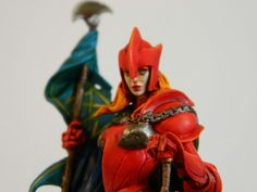 Mike's Modeling: Xendra - Draconia 70mm