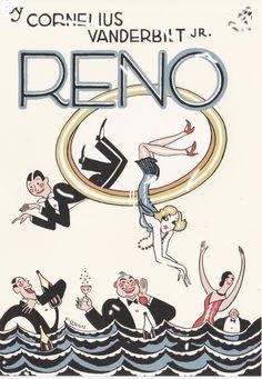 Reno by Cornelius Vanderbilt Jr.