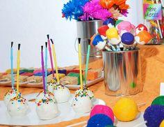 "Art Party  / Birthday ""Art Carnival Birthday Bash!"" | Catch My Party"