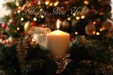 Happy New Year Quotes, Quotes About New Year, New Year Menu, Surprise For Him, Wish Quotes, New Year Wishes, Make Up Your Mind, Wishes Images, Christmas Candle