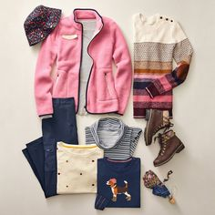 All the layers you need for the perfect fall outing. Fall Fashion Outfits, Fall Fashion Trends, Latest Fashion Trends, Autumn Fashion, Fashion Styles, Women's Fashion, Preppy Fashion, Fall Fashions, Work Fashion