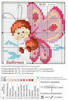 quilting like crazy Cross Stitch For Kids, Cross Stitch Love, Cross Stitch Bookmarks, Cross Stitch Cards, Cross Stitch Animals, Cross Stitching, Cross Stitch Embroidery, Cross Stitch Patterns, Crochet Baby Mobiles