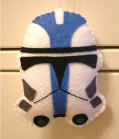 Wonder if I could make a few throw pillows like this for Ry's Star Wars room?