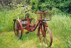 Pretty neat old bike
