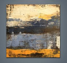 Abstract Canvas Art, Oil Painting Abstract, Encaustic Art, Mid Century Modern Art, Contemporary Wall Art, Arte Pop, Urban Style, 1, Texture