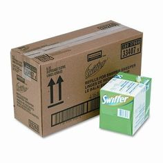Swiffer Sweeper Dry Refill System, Cloth, WE, 32/box, 6/carton by Procter & Gamble Commercial. $49.99. PAG33407CT Features: -Dirt Types: Dust, Liquids.-Length : 8 in.-Post-Consumer Recycled Content Percent : 0 pct.-Number of Towels/Wipes Per Container : 32.-Pre-Consumer Recycled Content Percent : 0 pct.-Width : 10 5/8 in.-Application: General Purpose.-Global Product Type: Towels & Wipes-Dry Wipes.-Material(s): Cloth.-Scent: Unscented.-Total Recycled Content Percent : 0 pct.-P...