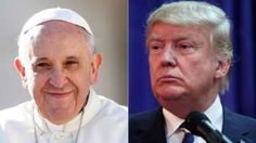 Pope Francis questions Donald Trump's Christianity - BBC News