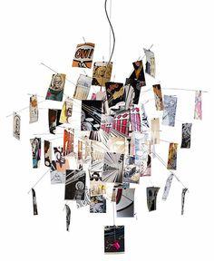 Lamp BangBoom Zettel´z Ingo Maurer / Ingo Maurer / ConfidentLiving.se