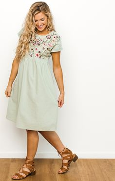 If spring was a dress....