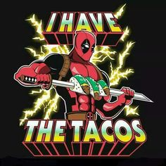 Harley loves tacos.