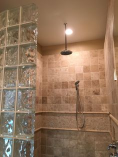 AZ Recessed Lighting Installation Of LED Light In The Shower. AZ Recessed  Lighting Installation |