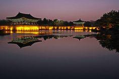 Lake Anapiji - South Korea