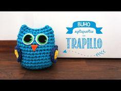 Crochet Crowd, Love Crochet, Knit Crochet, Knitting Videos, Crochet Videos, Crochet Designs, Crochet Patterns, Plastic Bag Crochet, Cotton Cord
