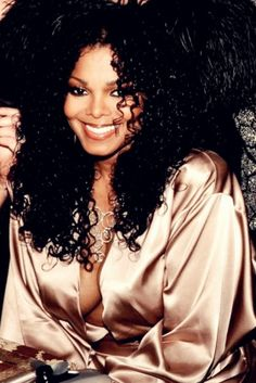ms. jackson....a rare pic of her in one her thick moments