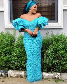 Women's Dresses, African Fashion Ankara, Latest African Fashion Dresses, African Dresses For Women, African Print Dresses, African Print Fashion, African Attire, Aso Ebi Dresses, Aso Ebi Lace Styles