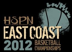 Official logo of the 2012 East Coast Basketball Tournament