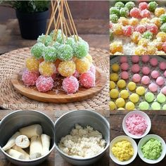 Need a recipe? Az Recipes Get breakfast, lunch, dinner, dessert on the table with recipes for cooking. Indonesian Desserts, Asian Desserts, Indonesian Food, Mini Desserts, Easy Desserts, Dessert Recipes, Chef Recipes, Cooking Recipes, Yummy Recipes
