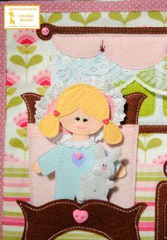 "Developing book ""Dollhouse"" - Needlework - 1873057 - Babyblog.ru"
