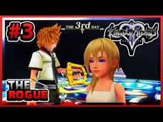 You know you want to watch this 👉 Awakening/Naminé - Kingdom Hearts HD 2.5 Remix FM  - The Rogue Plays #3 [let's play part 3] HD https://youtube.com/watch?v=ik5_mG6RL_o