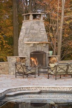 1000 Images About Pool Outdoor Kitchen Plus Fireplace On