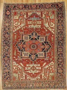 Sarapi - Tschebull Antique Carpets