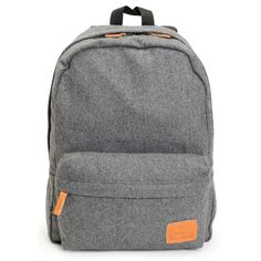 With enough room for all of your books and gadgets this simple yet stylish backpack is great for the student on the go.