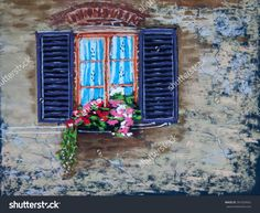 Vintage Window Stock Photos, Images, & Pictures | Shutterstock