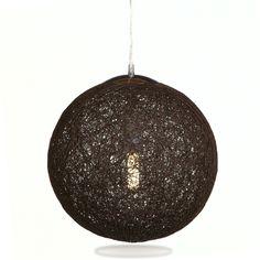 Suspension boule - Tress - Les suspensions et lustres-Luminaires-Salon et salle à manger-Par pièce - Décoration intérieur - Alinea