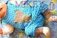 MIKEY IS BACK!!!!! zusammen mit meinen lieben probenähdamen haben wir Mikey überarbeitet und nochmal ausführlich getestet damit...