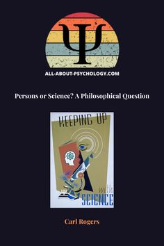 Classic article by psychology legend Carl Rogers in which he considers his work as a therapist and scientific investigator and discusses the roles and objectives of psychotherapist and psychological scientist. #CarlRogers #psychotherapy #PsychologicalScience #PsychologyMajors #PsychologyStudents Carl Rogers, Philosophical Questions, Psychological Science, Psychology Student, Students, This Or That Questions, Reading, Classic, Derby