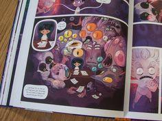 Lorena Alvarez - Nightlights  Reminds me of Monster Allergy! (Y)