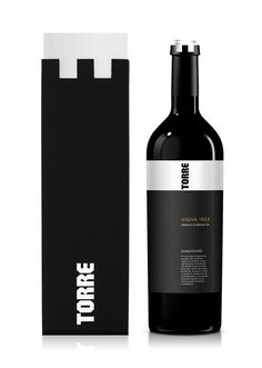 TORRE via @The Dieline