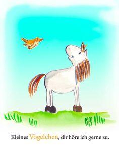 """""""Das kleine Pferdchen Paula"""""""