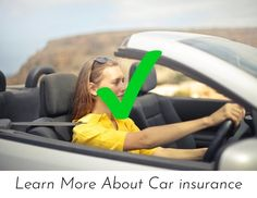 Just click the link to find out more Insurance# Check the webpage for more info. Car Insurance Tips, Inexpensive Car Insurance, Top Cars, Saving Money, How To Find Out, Learning, Link, Save My Money