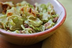 savory nest: Broccoli Chips