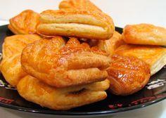Слоеные булочки - правильные рецепты - Как вкусно приготовить слоеные