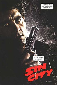 [ SIN CITY POSTER ]