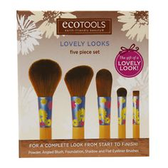 EcoTools Lovely Looks Set - 1 set